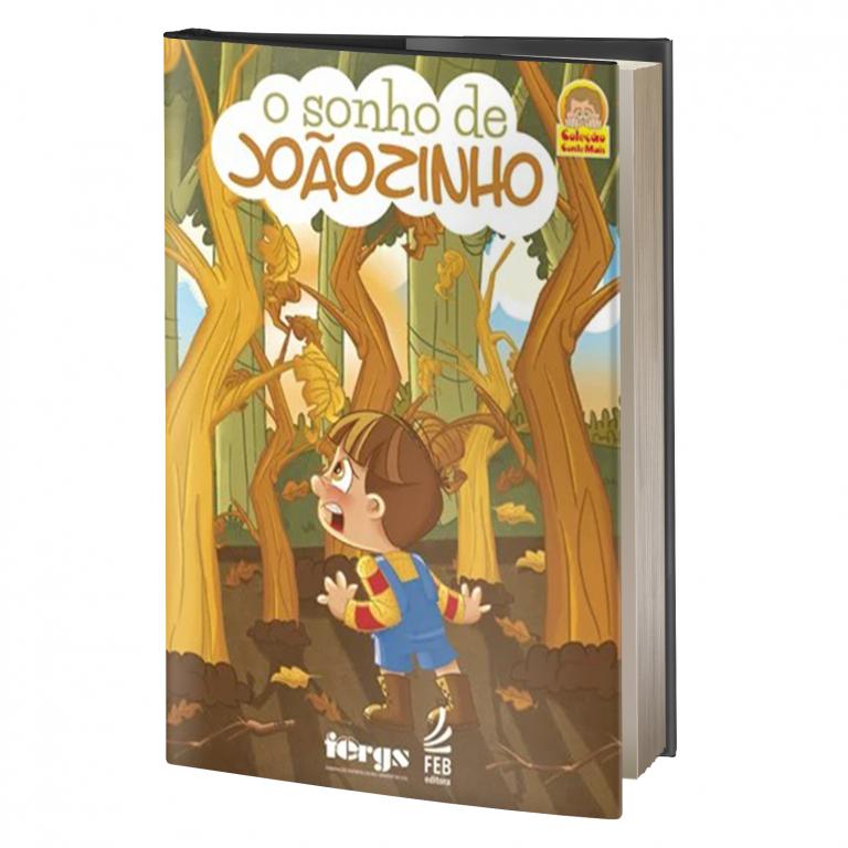 04- O SONHO DE JOÃOZINHO (infantil)