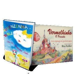 03- NUVENZINHA MARLI e VERMELHINHO, O PEIXINHO